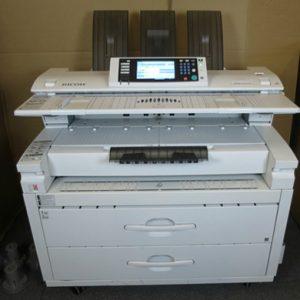 máy photocopy Ricoh MP W5100