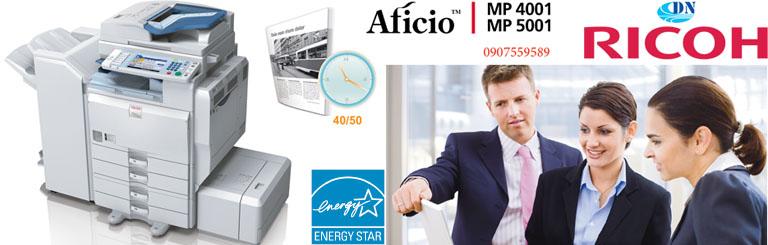 ricoh aficio mp5001