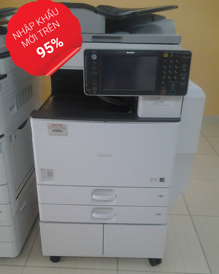 máy photocopy ricoh mp 5002 qua sử dụng nhập khẩu