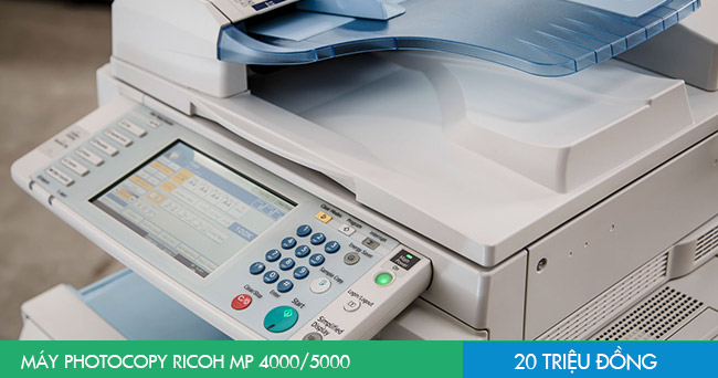 RICOH AFICIO MP 4000 5000