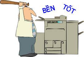 Máy photocopy nào bền nhất, tốt nhất?