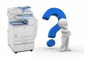 Những điều cần chú ý khi sử dụng máy photocopy