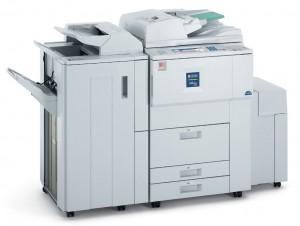 Cách điều chỉnh mực cho máy photocopy ricoh 2075