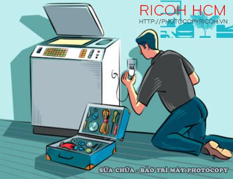 sửa máy photocopy tại tphcm