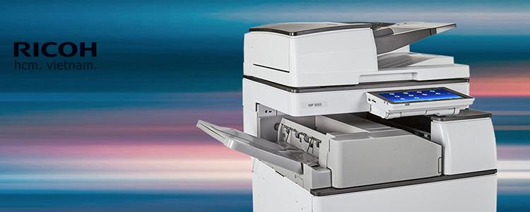 máy photocopy RICOH MP 5055 tốc độ cao