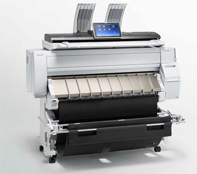 máy photocopy in đa chức năng RICOH MP CW2201SP
