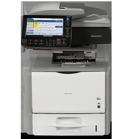 máy photocopy Ricoh SP 5210