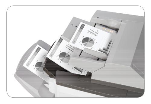 khay nạp giấy ricoh mp 9002