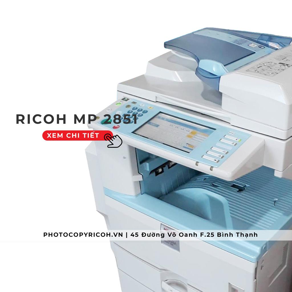 RICOH MP 2851