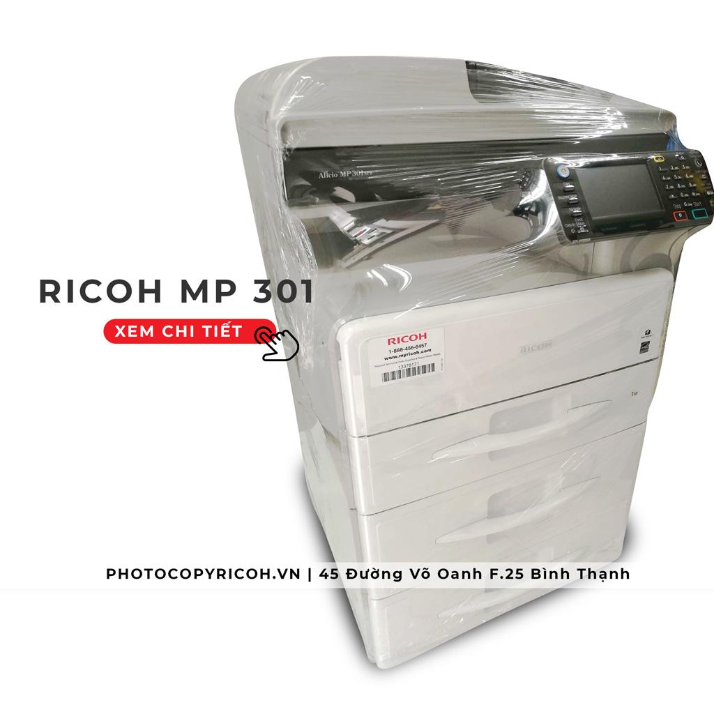 RICOH MP 301